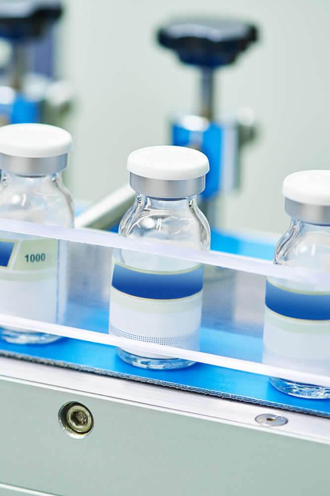 Pharmaceutical Testing Lab Sterility Testing USP 71